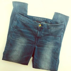 American Eagle outfitters super stretch 14Reg